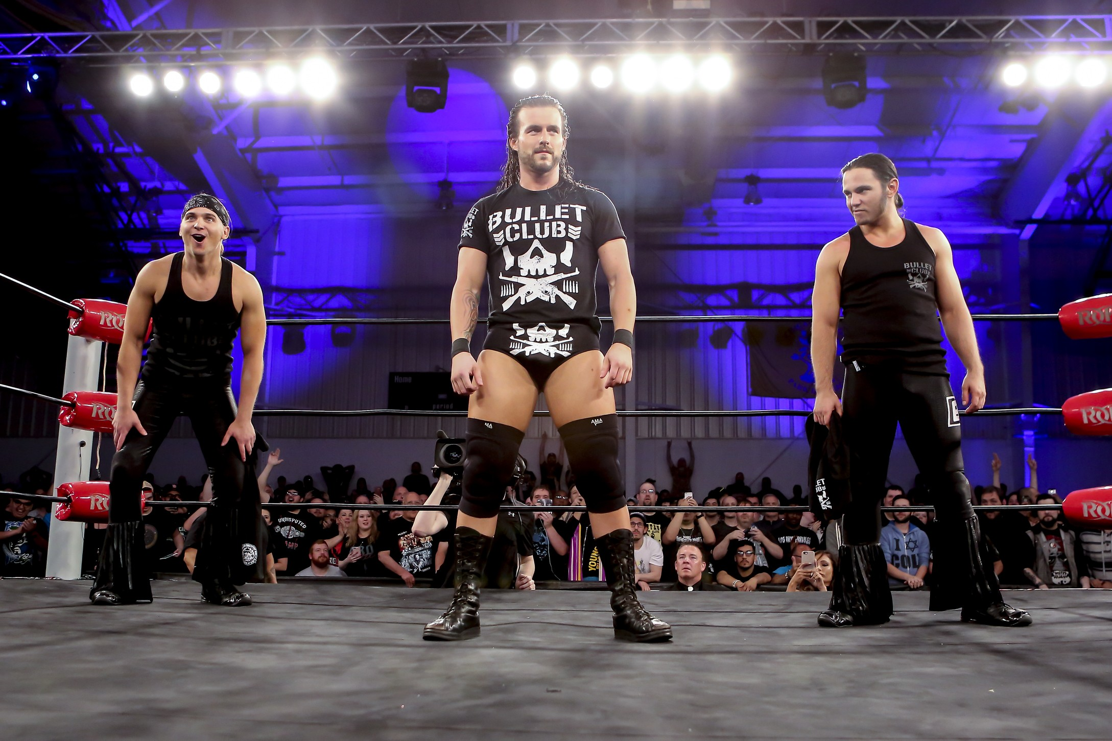 Ring Of Honor Steel Excellence