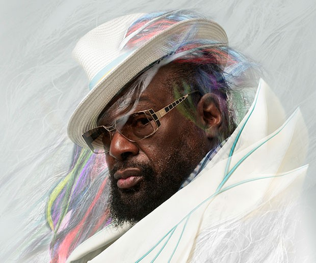 George Clinton - PHOTO COURTESY OF WILLIAM THOREN PHOTOGRAPHY