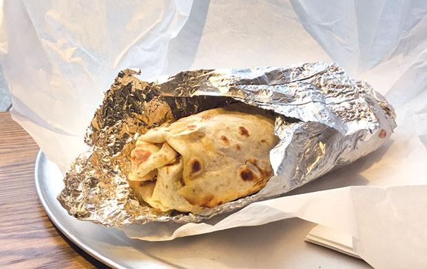 Grab and go: The burrito-like piada