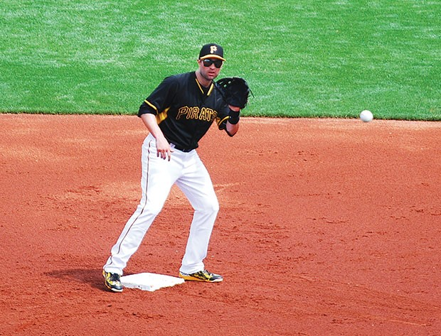 Second at second: Neil Walker - CP FILE PHOTO BY CHARLIE DEITCH