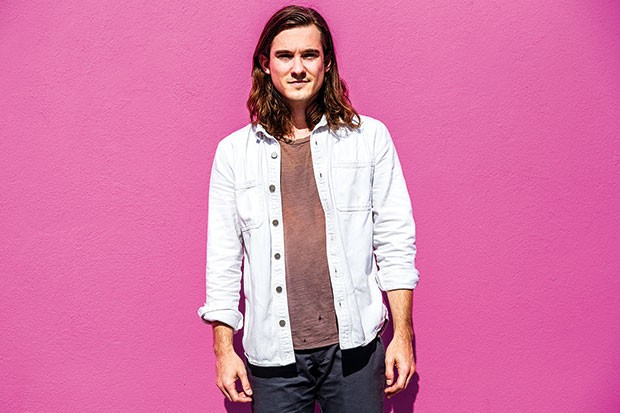 Chris Farren, Aug. 8 - PHOTO COURTESY OF ERICA LAUREN
