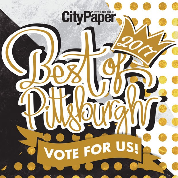 City Paper Best of Pittsburgh: Vote for us!