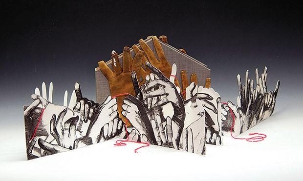 ART BY JOAN IVERSEN GOSWELL