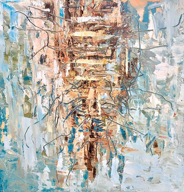 """""""Dispersed,"""" by Heather Kanazawa"""