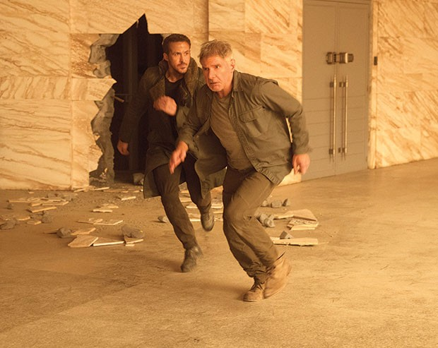 Blade Runner 2049, Oct. 6