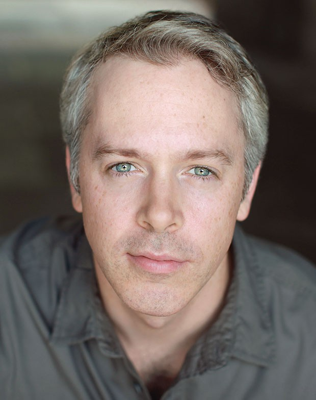 Tim McGeever in A Funny Thing …, at City Theatre
