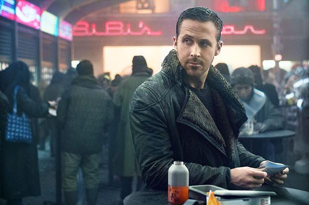 Man of the future: Ryan Gosling