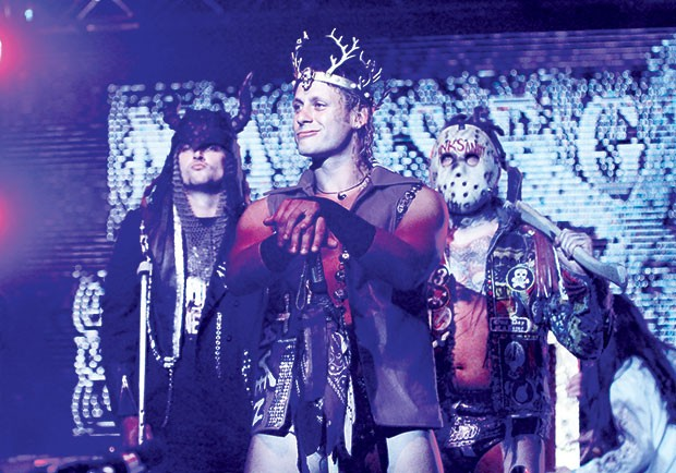 Matt Taven and The Kingdom