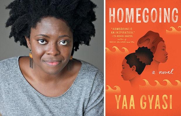 Author Yaa Gyasi