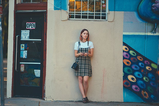 The waiting is the hardest part: Lady Bird (Saoirse Ronan)