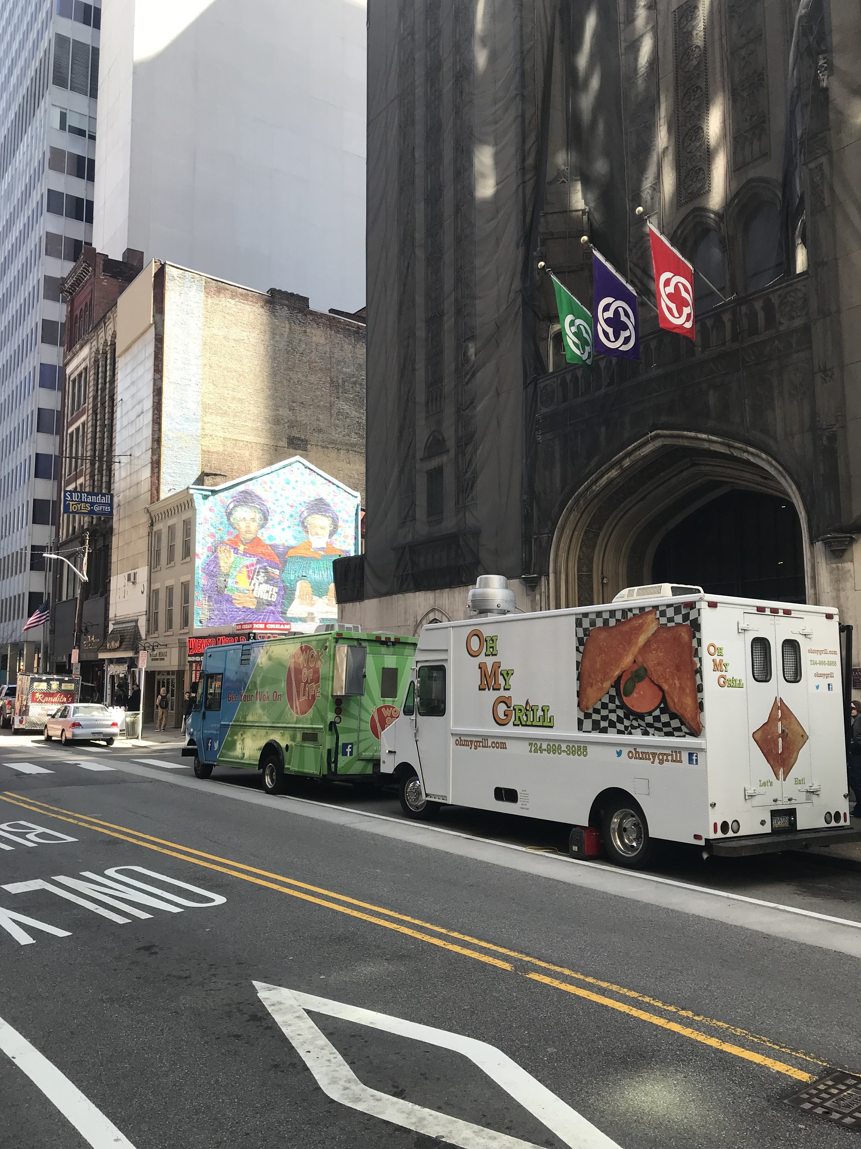 Pittsburgh Food Truck Festival Pulls Into Downtown Blogh