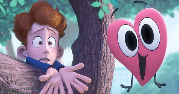 In a Heartbeat - IMAGE COURTESY OF BETH DAVID AND ESTEBAN BRAVO