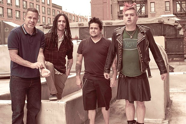 NOFX - PHOTO COURTESY OF JOE LEONARD