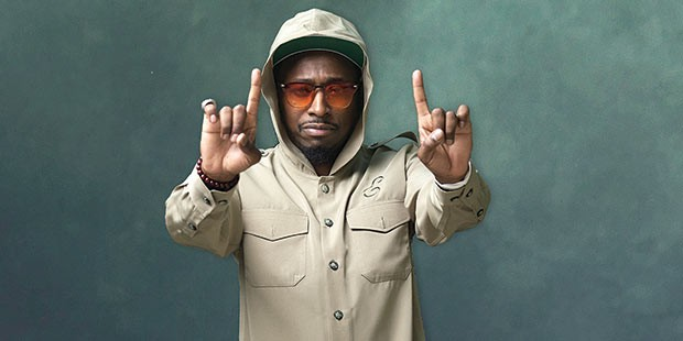 Eddie Griffin, June 8, Carnegie Library Music Hall of Homestead