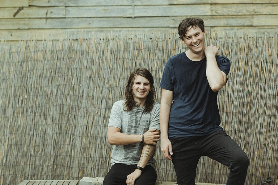 The Front Bottoms - PHOTO COURTESY OF MARK JAWORSKI