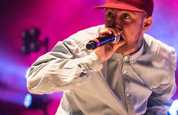 Pittsburgh's Mac Miller performs at Stage AE in 2016. - CP FILE PHOTO BY LUKE THOR TRAVIS
