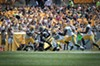 Le'Veon Bell, making a move against the Green Bay Packers during an Aug. 23 preseason game, may be the best running back in football and will be crucial to the Steelers success this season.