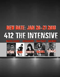 412 The Intensive (2-Day Dance Workshop)