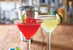 Does Margaritaville exist at Applebee's?