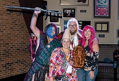 Wig Out for young adult cancer