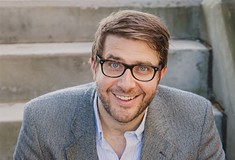 Jonathan Auxier's new young adult novel <i>Sweep</i> channels his parental anxieties