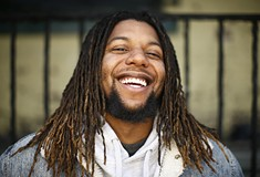 Local hip-hop artist reminds listeners to Smile, You're Alive!