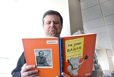 The Story of Babar: The Money-Grubbing Elephant Who's Better Than You