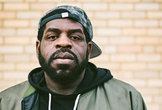 Q&A with writer Hanif Abdurraqib