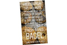 Breaking Bread: The magical healing powers of making bagels