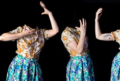 Kasia Reilly's contemporary dance project <i>Dolina</i> is absurd and surreal