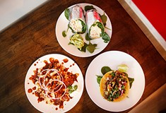 The best way to understand Brassero Grill's 'gourmexican' fare is to experience it