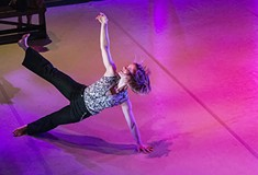 Attack Theatre closes season with ambitious amalgam of Rube Goldberg machines and  Bach