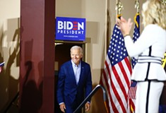 Critics lament Joe Biden's support for a bill leading to Teamsters pension cuts, after he hosted his campaign kickoff at Pittsburgh Teamster hall