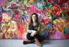 'Un-still lifes' are the centerpiece of Cara Livorio's newest show