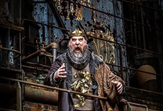Quantum Theatre's <i>King Lear</i> takes full advantage of its magnificent setting at Carrie Furnaces