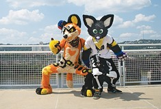 Frampton is not the only thing coming alive this week in Pittsburgh. Don't forget everybody's favorite anthropomorphic foxes, wolves, and rabbits