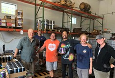 Basslines and brews: Jonny Goood pairs up with Full Pint Brewing Company for new beer