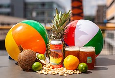 Summer is far from over with the new Mai Tai Tartshake IPA from Cinderlands and The Commoner