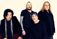 An Evening with Gov't Mule at Roxian Theatre, Sept. 20