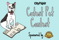 <i>Pittsburgh City Paper</i> and Petagogy present the 2019 Cutest Pet Contest