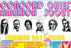 Chief Scout / Concord America