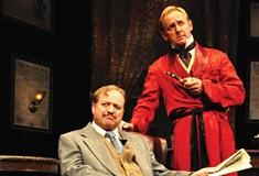 <i>Sherlock's Last Case</i> at Kinetic Theatre