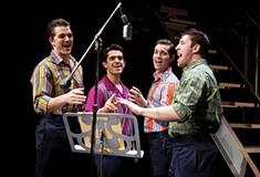 <i>Jersey Boys</i> at PNC Broadway Across America
