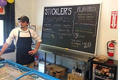 Stickler's Ice Pop Company opens a storefront in Millvale