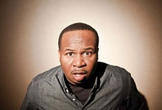 A conversation with comedian Roy Wood Jr.