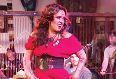 <i>Carmen the Gypsy</i> at Opera Theater SummerFest