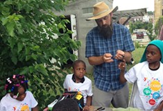 YMCA program teaches value of birds in Pittsburgh's gardens