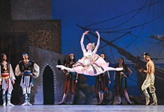 Pittsburgh Ballet's annual Ballet Under the Stars returns