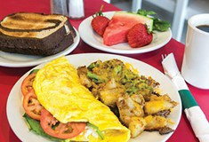 The Breakfast at Shelly's diner is a good reason to visit Pittsburgh's Hilltop neighborhoods