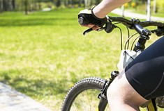 GTECH's bike tours combine green transportation with greenspaces